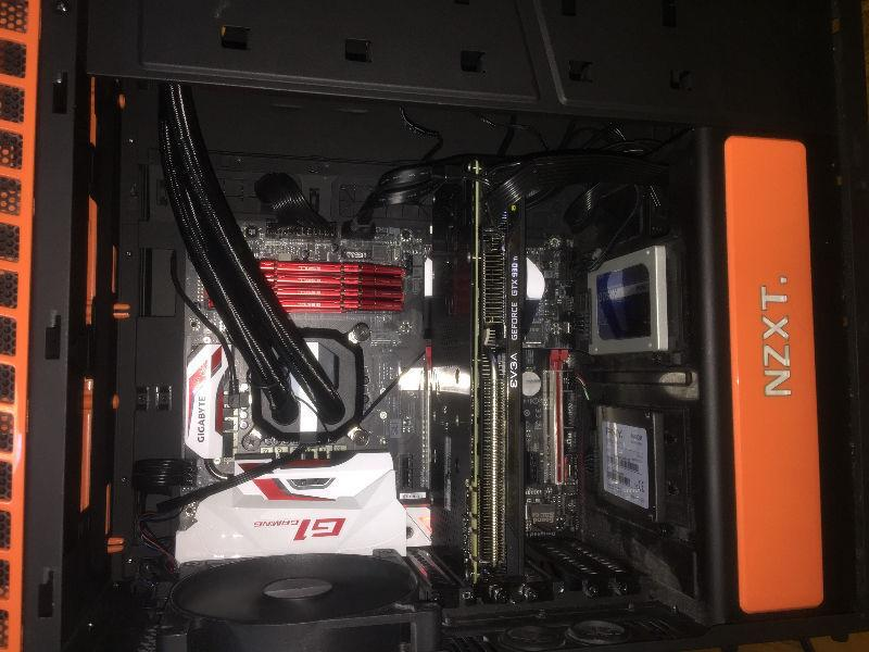 Custom GAMING PC with free items