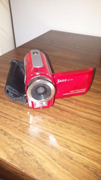 JAZZ DV140 Mini Camcorder