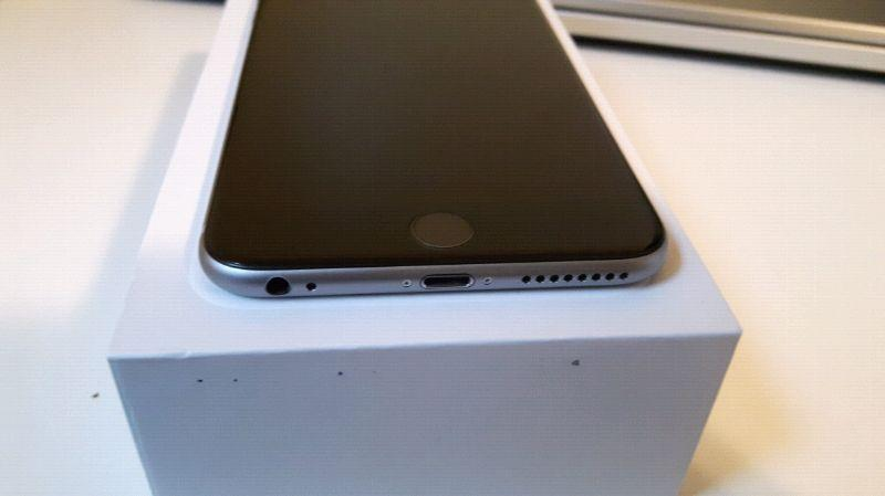 iPhone 6 Plus w/ 2yrs warranty and Apple Care