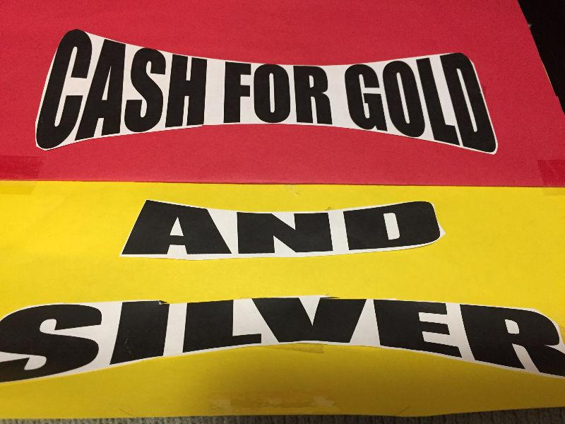Wanted: BEST**** PRICES PAID FOR GOLD & SILVER JEWELLERY & SCRAP