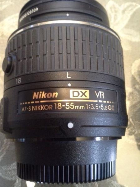 Nikon Lenses For Sale or trade for 18-140/18-200/18-250