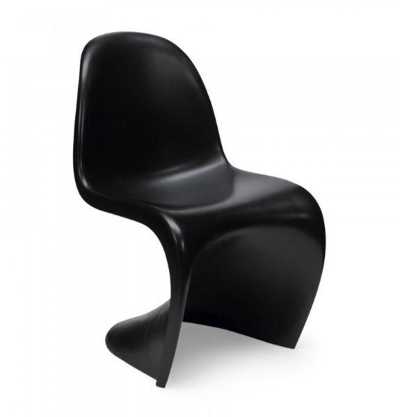Panton Style Chair | Dining S Chair | Design Mid-Century Modern