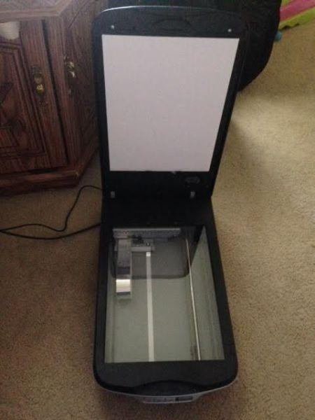 Epson Perfection 4490 Scanner