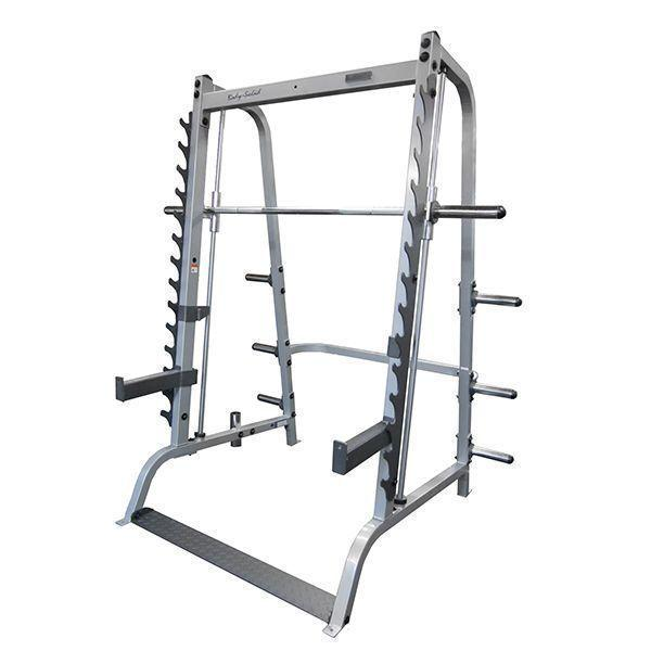 Body Solid Smith Machine, Cable X over with 400LB stack,DELIVERY