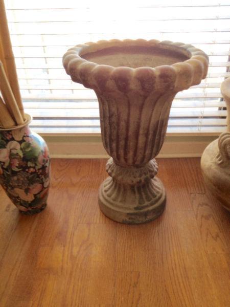 Various pots for sale