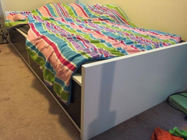 Selling IKEA twin bed frame