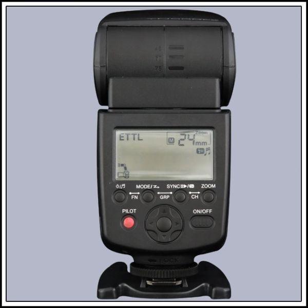 Yongnuo YN-568EX HSS Flash for Nikon
