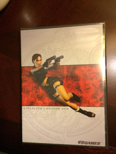 Tomb Raider : Angel of Darkness - Collector's Edition DVD - new