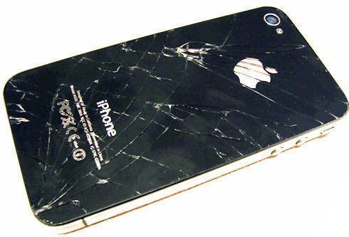 iPhone 4 Broken Screen Fix, Back Cover, Batteries, Back Camera