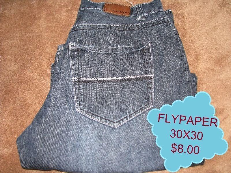 30X30 JEAN BUY FLYPAPER