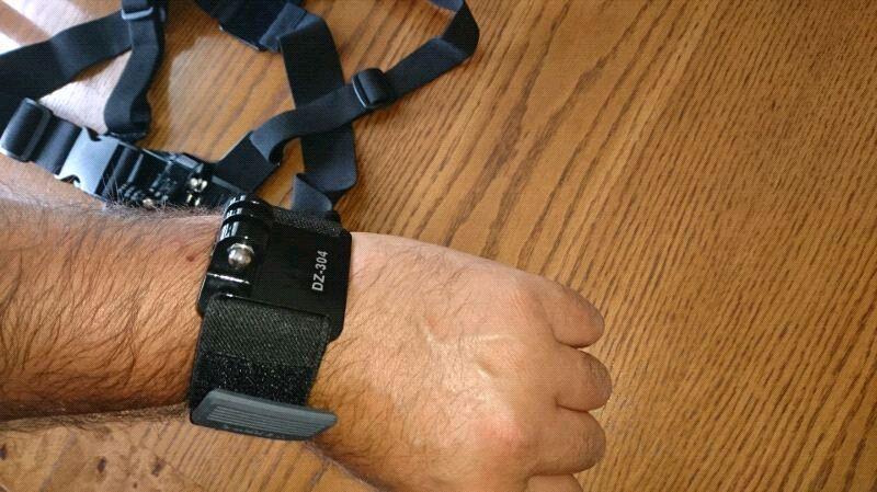 Accessoires video camera waterproof neuf GoPro