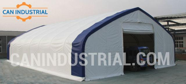 40x80x21 Portable Fabric Storage Building Tent - SUMMER SALE ON