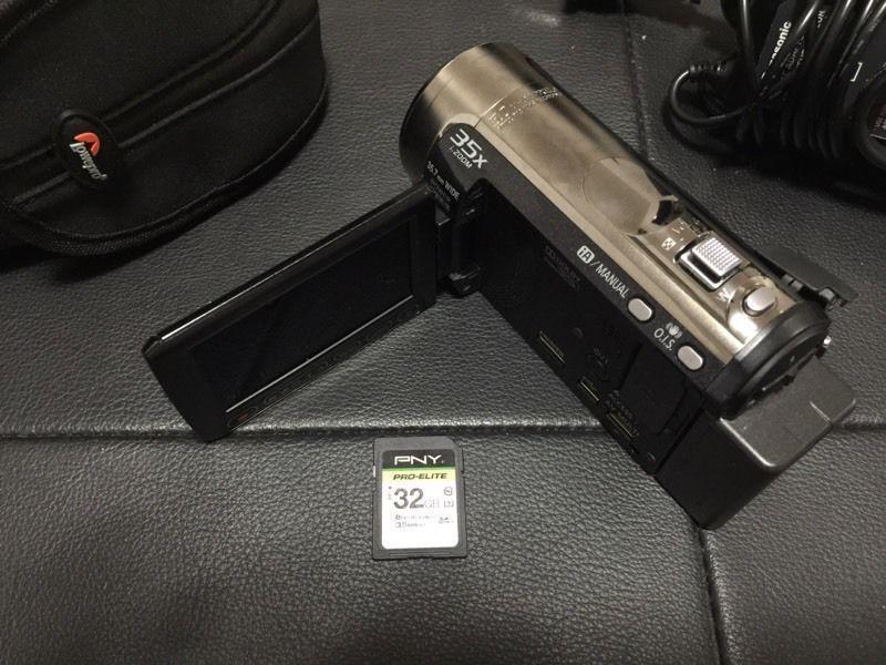 Panasonic HDC-SD60 HD Camcorder for Sale
