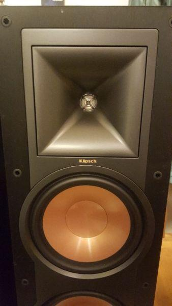 Klipsch Tower R28F Speakers
