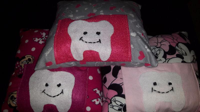 Toothfairy Pillows