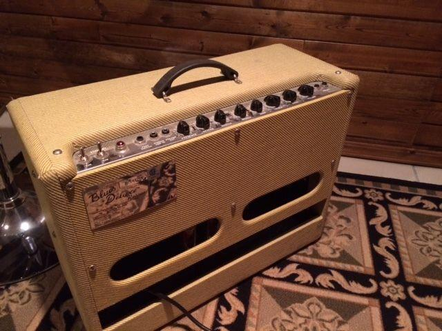 Wanted: For Sale: Amplifier - Fender Blues Deluxe Reissue