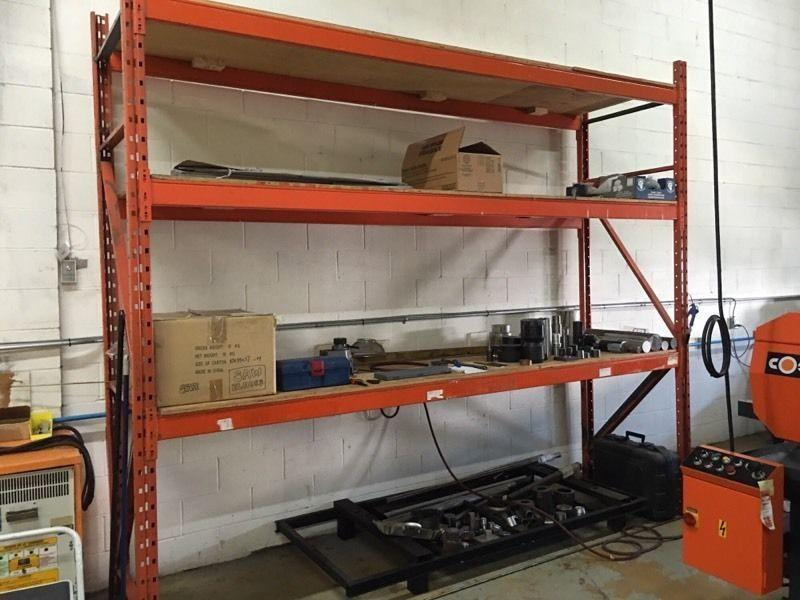 Industrial Racks for sale