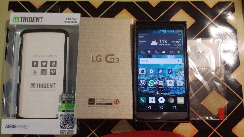 LG G3 for quick Sale Mint Condition