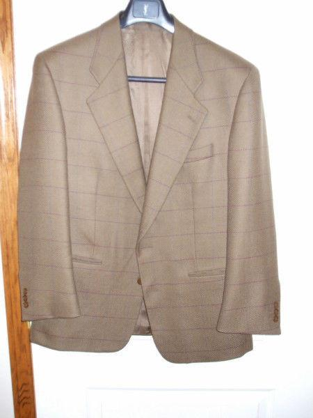 PANTS, SPORTCOATS & JACKETS SIZE SMALL