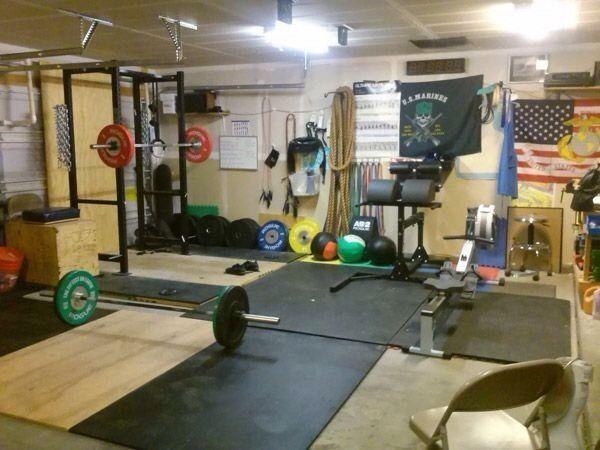 Ever wanted your own gym?