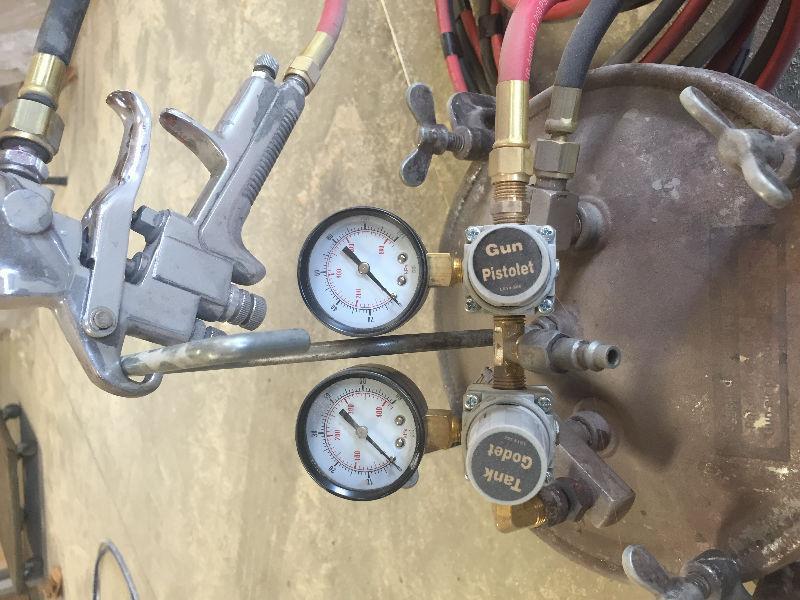 Pressure pot for sale