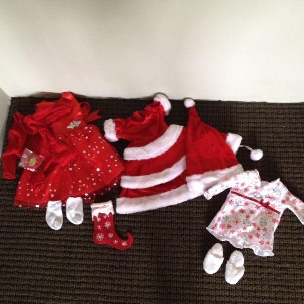 American Girl Christmas Outfits