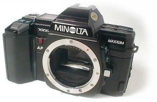 Wanted: Top cash pay for Canon and Minolta/Sony & other