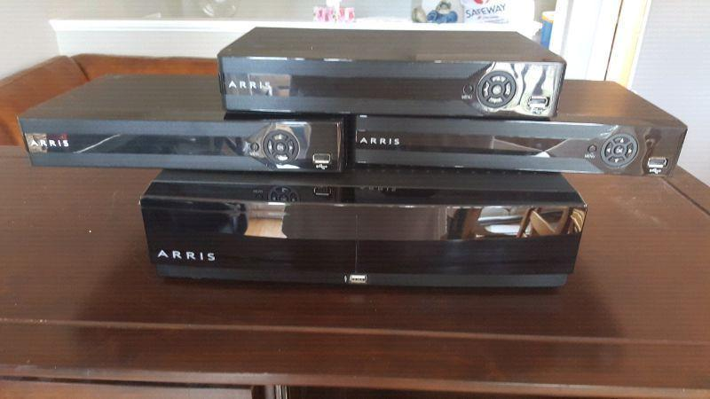 Shaw Gateway Whole Home PVR System
