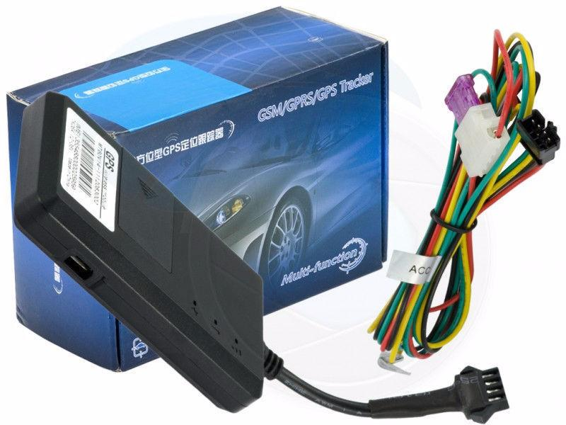 Real Time GPS Tracker GSM GPRS System Vehicle Tracking Device