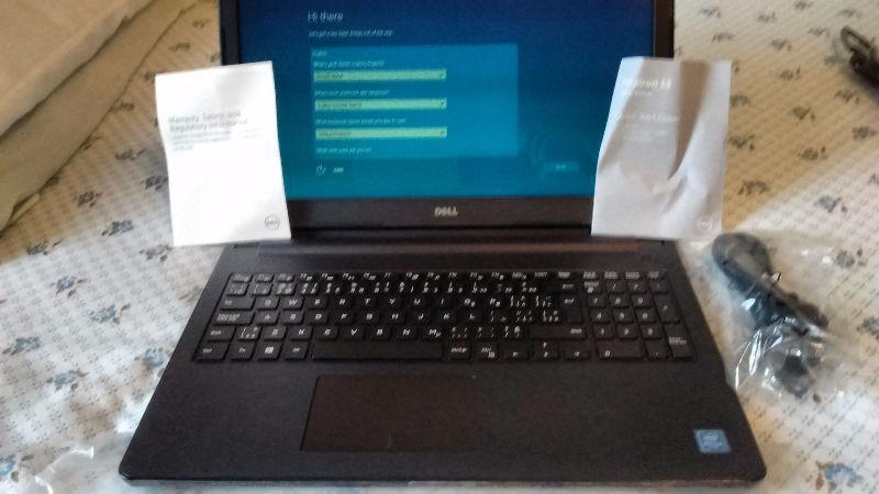 Brand New Dell Laptop Inspiron 15(black)