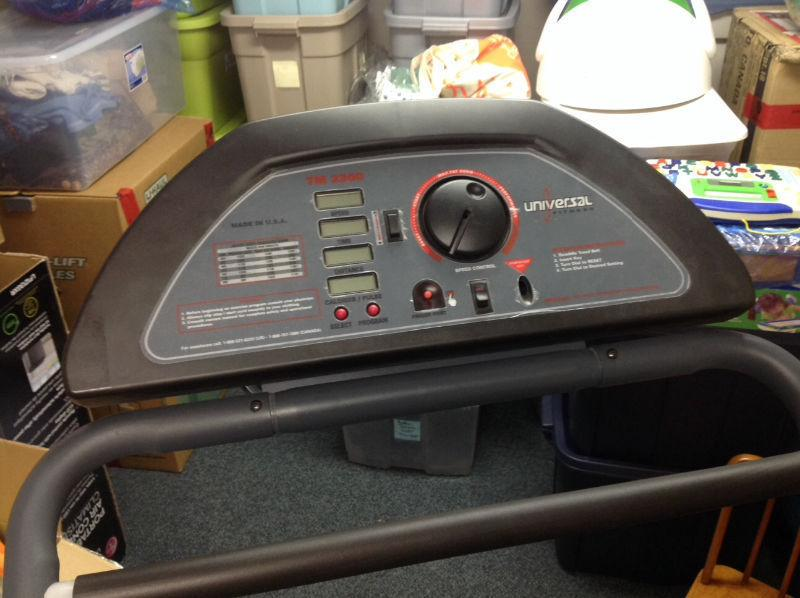 Treadmill in good condition