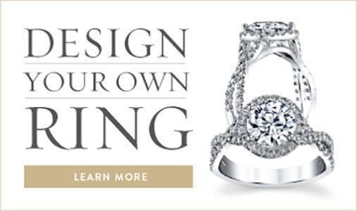14kt White Gold Halo Engagement Ring - 1ct Moissanite & Diamonds