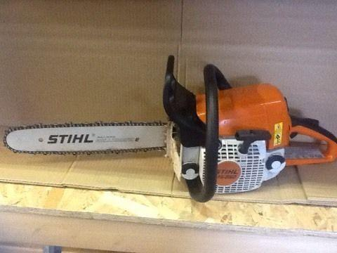 Stihl 250 power saw