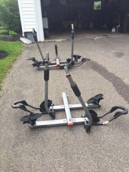 Yakima 2 and 4 Bike Rack Mint Condition