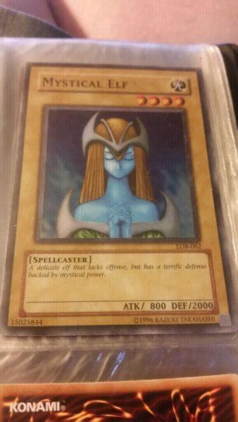 Yu-Gi-Oh cards
