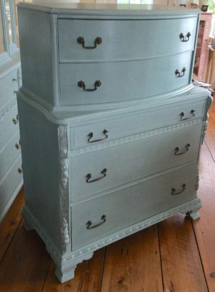 Stacked Chest of Drawers