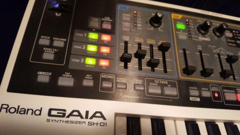 Roland Gaia SH-01 Synth
