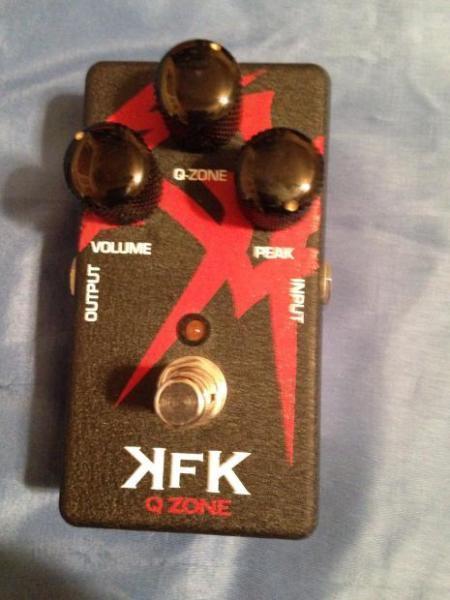 Dunlop KFK Q-Zone pedal