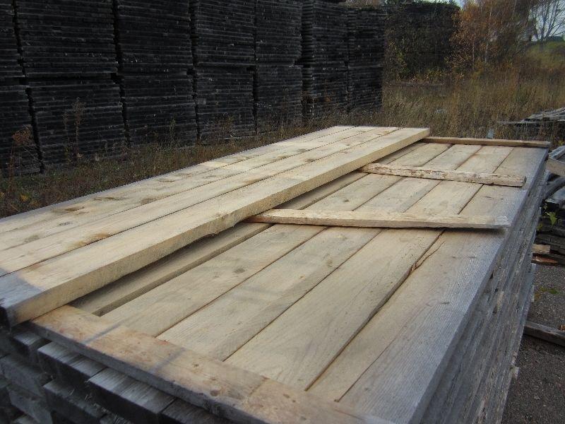 rough kiln dried lumber