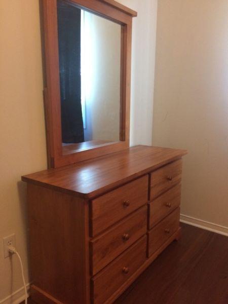 URGENT!! Moving Sale, Dresser, Queen Mattress, kids shelves