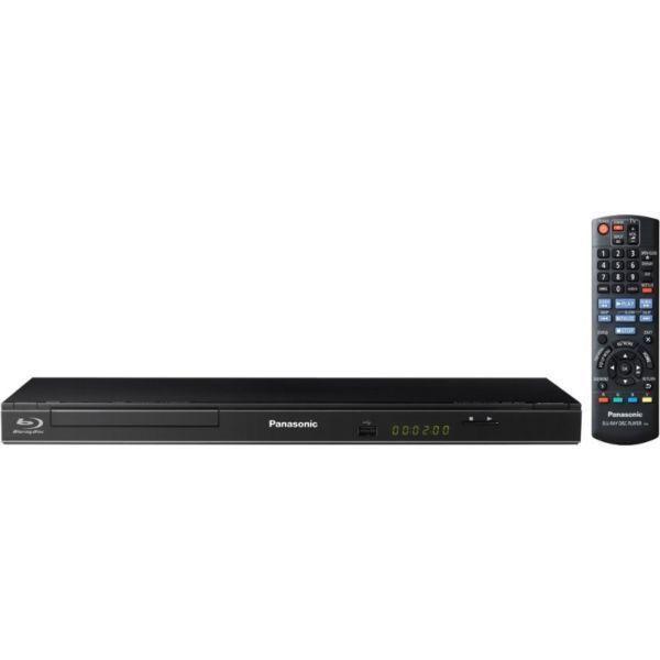 Panasonic DMP-BD75PC-K Blu-Ray Player