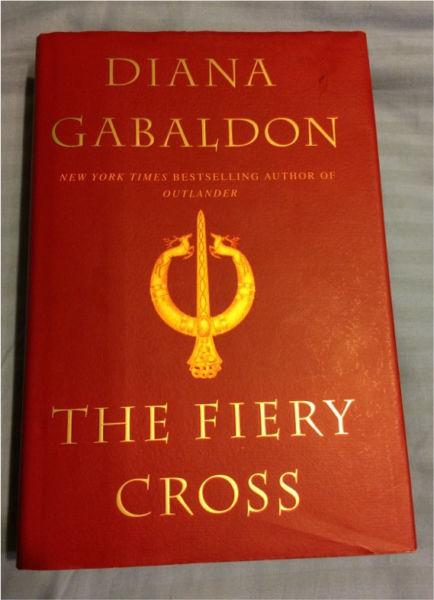The Fiery Cross - Hardcover (Outlander series)