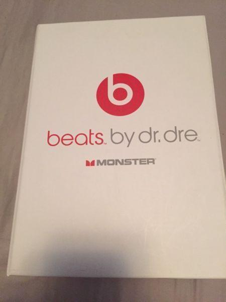 Wanted: Studio Beats by Dre