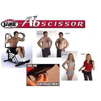 Ab Scissor Body by Jake