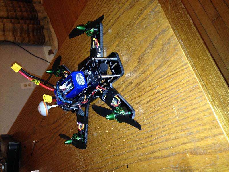 FPV Falcon 250 Quadcopter Frame NEW-IN-BOX