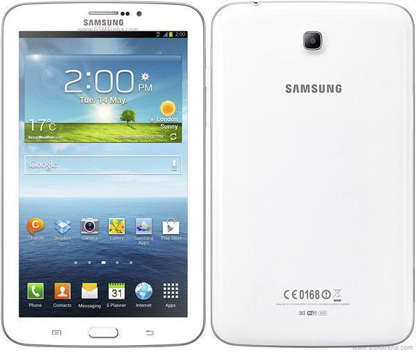 LIKE NEW WHITE SAMSUNG GALAXY TAB 3 16G WIFI HD TABLET