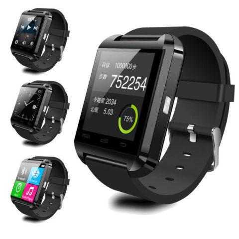 Brand New Touch Screen Bluetooth Smart Watch - For iOS & Android