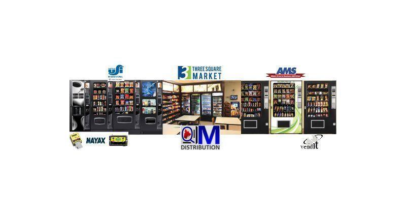 Credit/Debit Card Reader + Telemetry for Vending machines