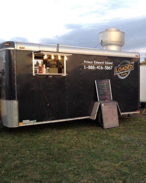Food trailer- New Price