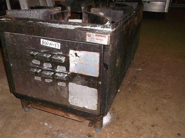 Supreme Food Equipment - Stock Pot Range - Propane, #800N-13
